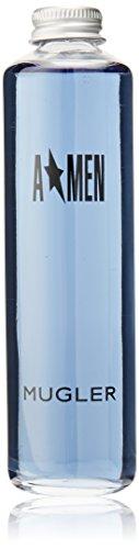 Lotion Toilette - Thierry Mugler A Men Eau de Toilette Spray Eco Refill Bottle, 3.4 Ounce