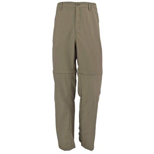Sierra Trail Mens White Zip - White Sierra Men's Pt. Convertible Pant - 30