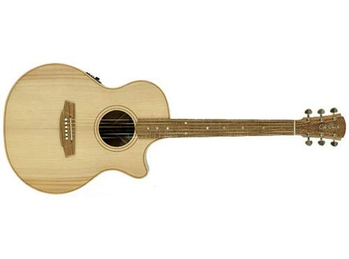 (Cole Clark Angel 2 Series Grand Auditorium Acoustic-Electric Guitar Natural)