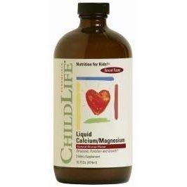 Child Life Essentials Liq Calcium/Magnesium 16 ()