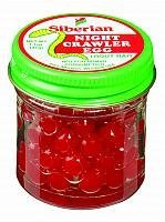 Atlas Mike's Night Crawler Salmon Fishing Bait Eggs, 1.1-Ounce, Red ()