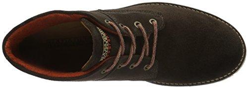 Trygve Desert Homme N46 Bleu Boots Marron Dark Napapijri Brown HUwxdaU