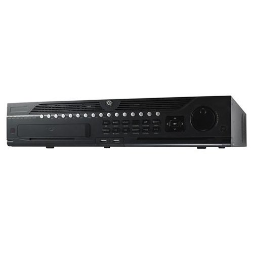 Hikvision USA DS-9008HQHI-SH Hikvision, Hybrid Dvr, 8 Channel Analog and 8 Channel Ip, H.264, Up To 6Mp, Hdmi, 8 Sata, No Hdd
