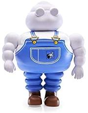 Bibendum Michelin in werkplaats