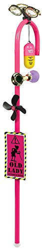 Female Novelty Cane, Party Favor - Hill Birthday Gag Gift