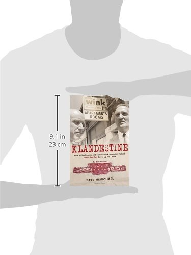 Klandestine: How a Klan Lawyer and a Checkbook Journalist Helped James Earl Ray Cover Up His Crime: Pate McMichael: 0884713925061: Amazon.com: Books
