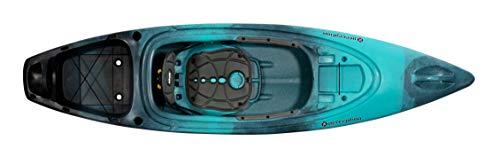 Perception Sound 9.5 | Sit Inside Kayak for Adults | Recreational and Fishing Kayak | 9' 6
