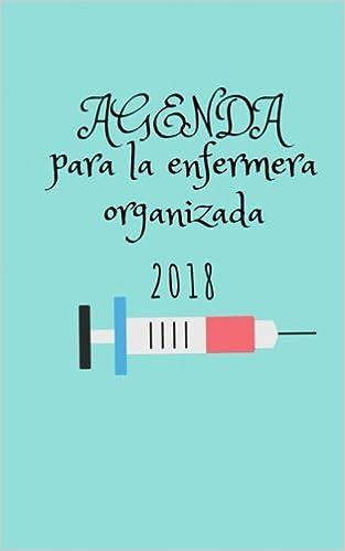 Agenda para profesional sanitario: Amazon.es: Enfermera organizada: Libros