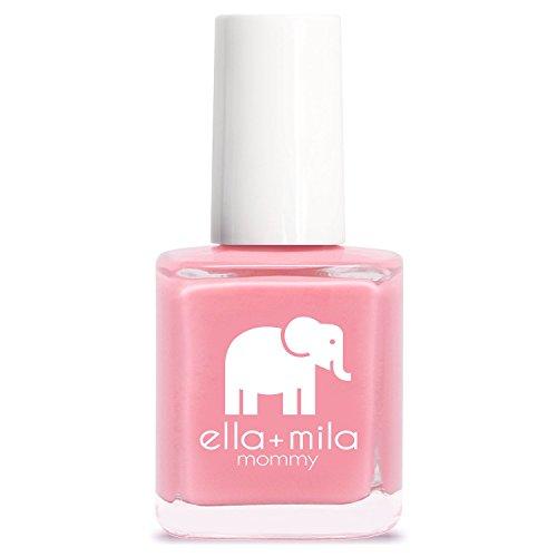 ella+mila Nail Polish, Mommy Collection - Tea Rose