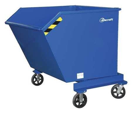 Dump Hopper, 3000 lb., 1.5 cu. yd. by Jescraft