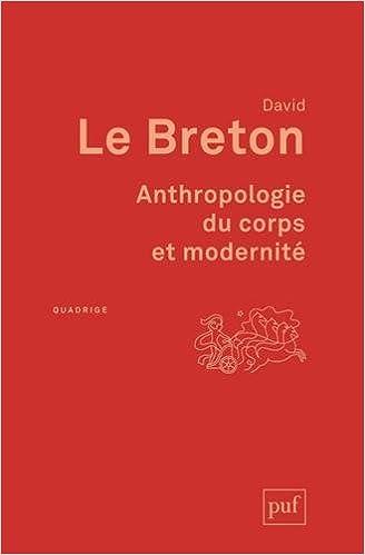 Livre gratuits Anthropologie du corps et modernité pdf epub