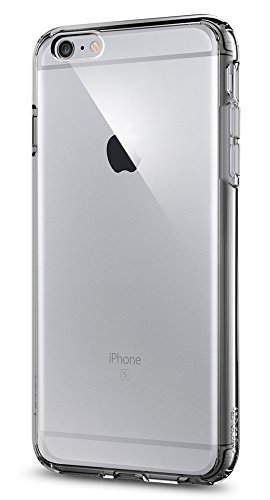 Spigen Ultra Hybrid iPhone 6S Plus Case with Air Cushion Technology and Hybrid Drop Protection for iPhone 6S Plus / iPhone 6 Plus - Space Crystal