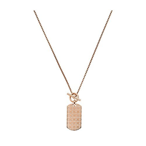Rose Gold Dog Tags - 6