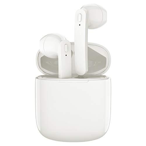 Bluetooth Earbuds, Bluetooth 5.0 Headphones Wireless Earbuds 35H Cycle Playtime in-Ear Wireless Headphones Hi-Fi Stereo…