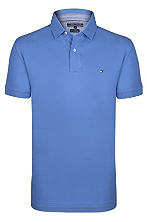 Tommy Hilfiger Sean Rugby - Polo de Manga Larga para Hombre, Color ...