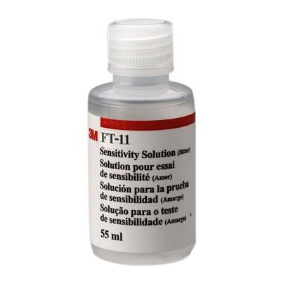 3M FT-11 55 mL Replacement Sweet Sensitivity Solution For Any Particulate or Gas/Vapor Respirator (For Use With FT-10 Qualitative Fit Test Apparatus), 55 ml by 3M