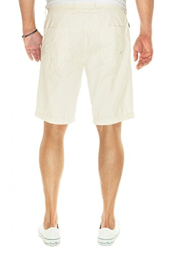 Jet Lag - Pantalón corto - para hombre Weiß
