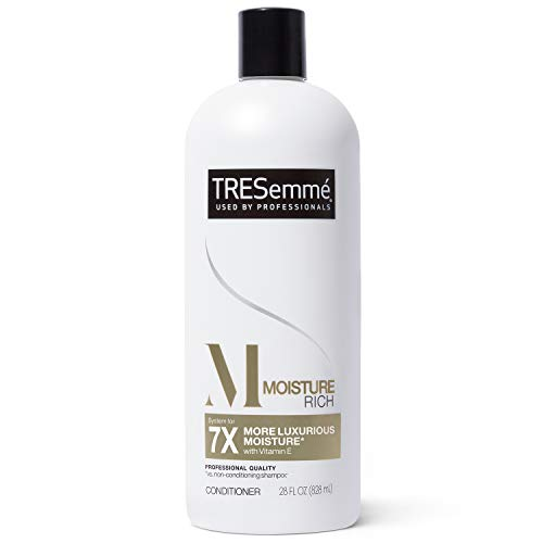 TRESemmé Conditioner for Dry Hair Moisture Rich Professional Quality Salon-Healthy Look and Shine Moisture Rich…