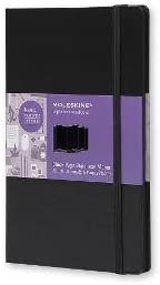 Moleskine Art Black Page Japanese Album, Hard Cover, Large (5