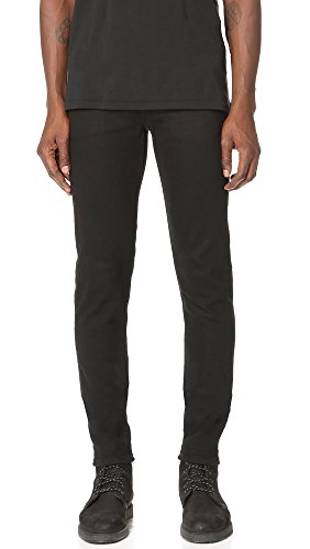 Rag & Bone Standard Issue Men's Standard Issue Fit 1 Jeans, Black, 32 from Rag & Bone Standard Issue