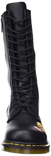 Vonda Ii 1914 Femme 001 Bottes Dr Classiques Noir black Martens EwgnU