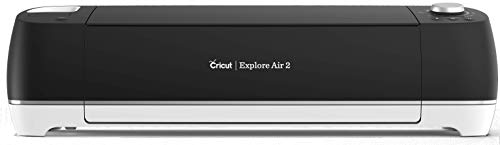 (Cricut Explore Air 2, Matte Black)