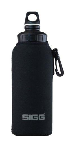 Schwarz 1 Liter Sigg Flaschenpouch Neoprene WMB 8332.7999999999993