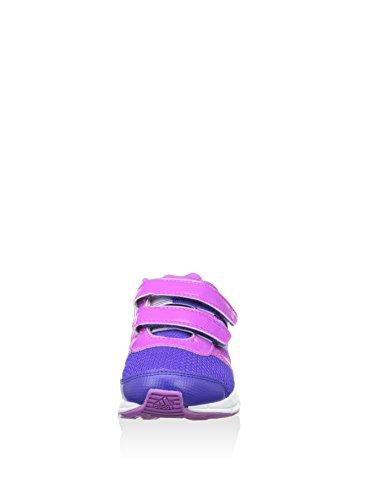Adidas Hyperfast Cf - Zapatillas de deporte infantiles unisex rosa - rosa