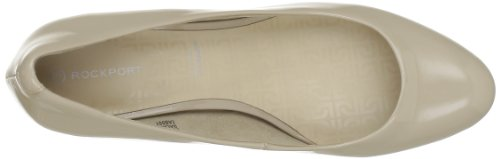 Womens Rockport Doeskin Flats Beige Mary Jane Phaedra WAzgW