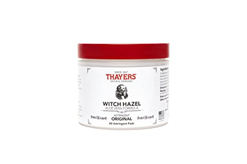 Top 10 best thayers witch hazel pads medicated 2020