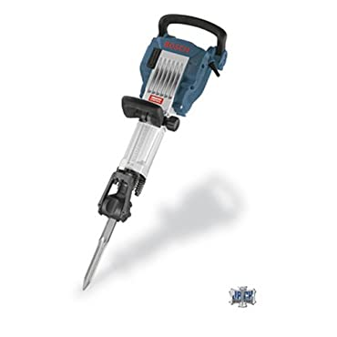 Bosch 11335K 35-Pound 1-1/8 Jack Hammer Kit