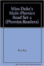 Miss Duke's Mule-Phonics Read Set 2 (Phonics Readers)