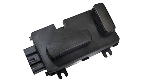 PT Auto Warehouse PSS-9212 - Power Seat Switch, with 8 Way Power Seats, with Recliner - Driver Side - Power Seat Switch