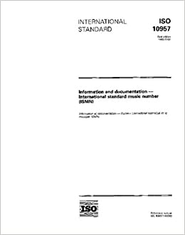 Buy ISO 10957:1993, Informatio...