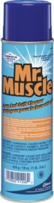 Mr. Muscle® Oven and Grill Cleaner, 19 oz. ()