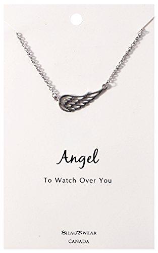 Shagwear Belief Inspirations Pendant Necklace