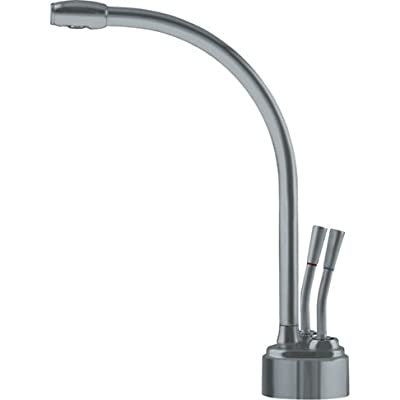 Franke LB9280 Hot and Cold Water Point of Use Faucet, Satin Nickel