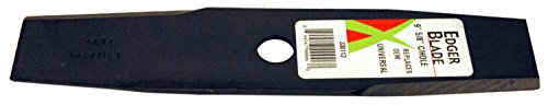 (Maxpower 330113 9-Inch Edger Blade With 5/8-Inch Round Center Hole)
