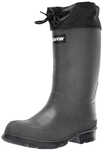 (Baffin Men's Hunter PT Forest Black Hunting Boot,Forest/Black,8 M US )