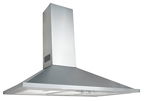 Air King VAL30SS 30-Inch Valencia Chimney Style Range Hood, Stainless Steel Finish