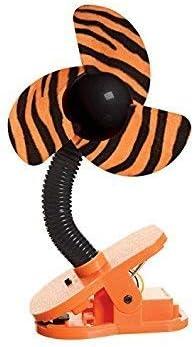 Motif: Zebra Ventilateur /à Clipser de Poussette DREAMBABY/™ Stroller Fan