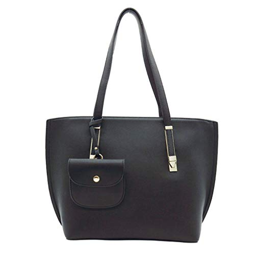 style américain bandoulière sac de sac bandoulière Black dames en à à européen Sac PU à et main q0TxI