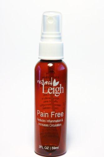 Natural Leigh douleur 2 oz gratuit