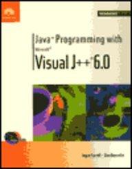Java Programming With Microsoft Visual J++ 6.0 - Introductory