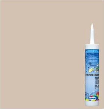 Mapei Keracaulk U Unsanded Caulk (Bone) - 10.5-oz by KERACAULK U