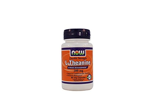 Now Foods L Theanine Stress Management
