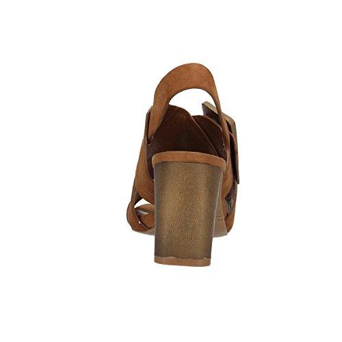 R2001X Laminato Brown Premi Camoscio Bruno Sandals Aq7HwnZ