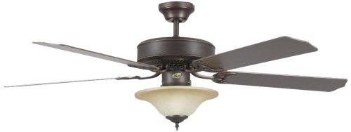 Cheap Concord Fans 52HES5EORB 52 Inch Heritage Sq Ceiling Fan with Bowl Lt – Oil Rubbed Bronze