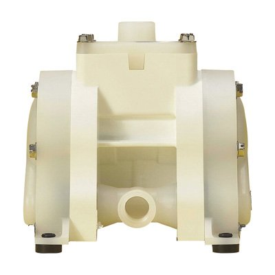 National-Spencer 1025 Air-Operated Double Diaphragm Pump, Polypropylene, 3/8'' NPT, 6 GPM