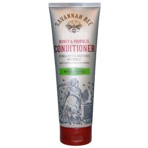 Savannah Bee Company Strengthening Lemongrass Conditioner 8Oz